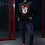 Thumbnail: Hail Santa Sweatshirt - Krampus Christmas Sweatshirt