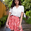 Thumbnail: Strawberry Skater Skirt