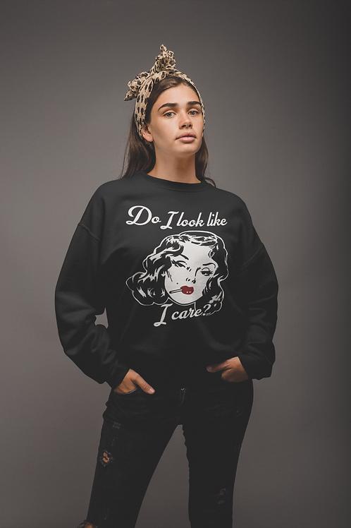 Punk Gothic Rockabilly Vintage Sweatshirt
