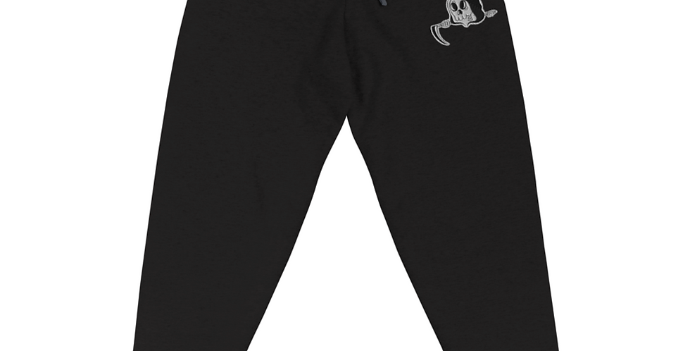 Cute Goth Embroidered Unisex Joggers
