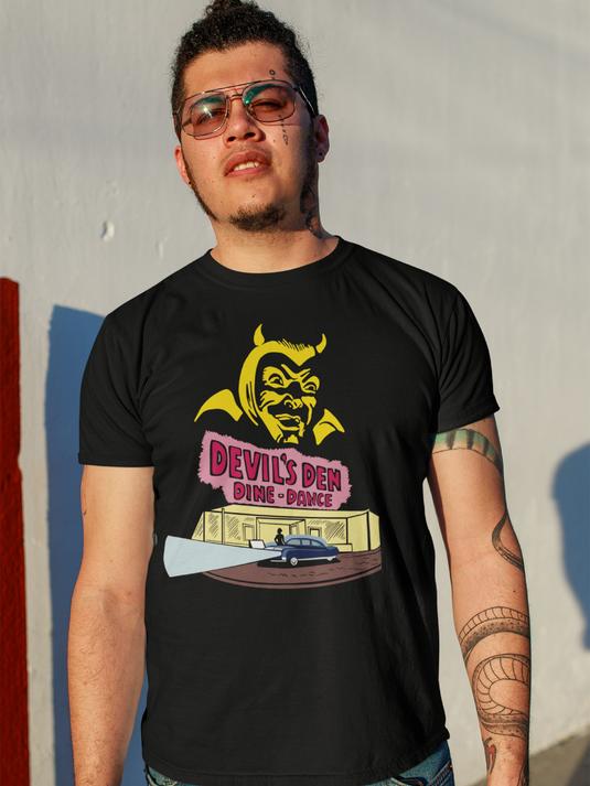 Devil's Den Unisex T Shirt