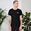 Thumbnail: Gothic Embroidered Unisex T- Shirt