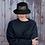 Thumbnail: Dead Inside Bucket Hat - Gothic Bucket Hat - Alternative Hat