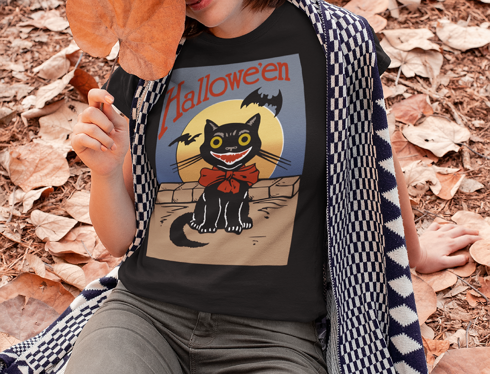 Retro Vintage Halloween Shirt