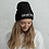 Thumbnail: Barbed Wire Embroidery Beanie