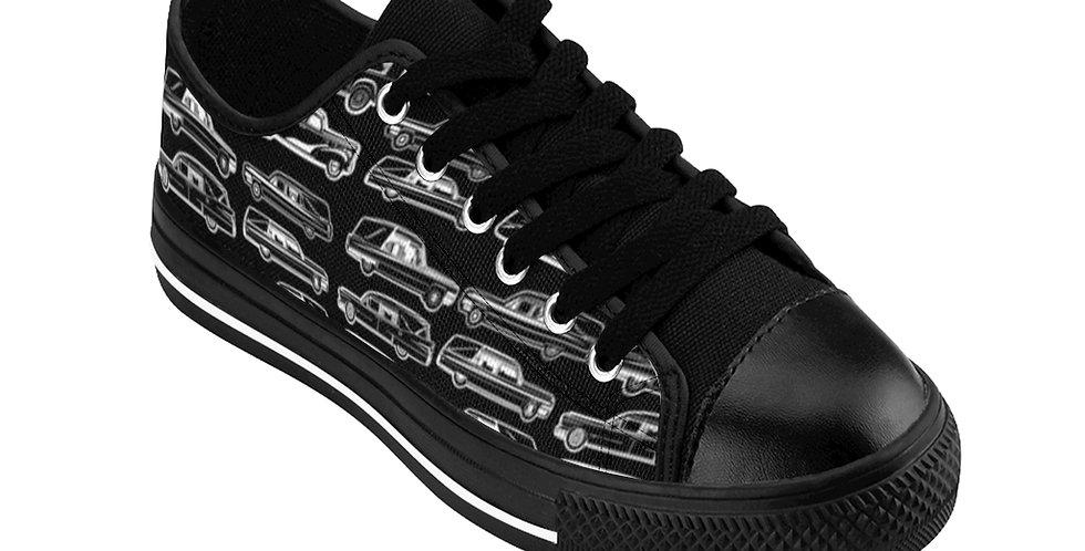 Women's Gothic Sneakers