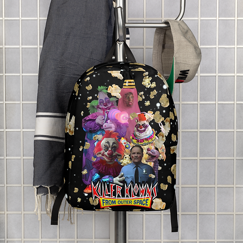 Killer Klowns From Outer Space Backpack