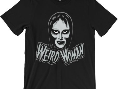 Brand new weird, macabre and just plain insane merchandise!