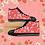 Thumbnail: Men's Strawberry High Top Sneakers