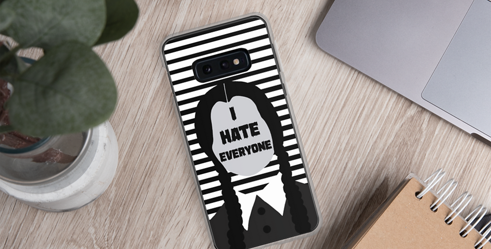 Wednesday Addams Samsung Case
