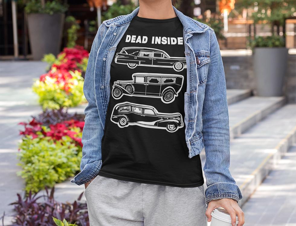 Dead Inside Unisex T Shirt