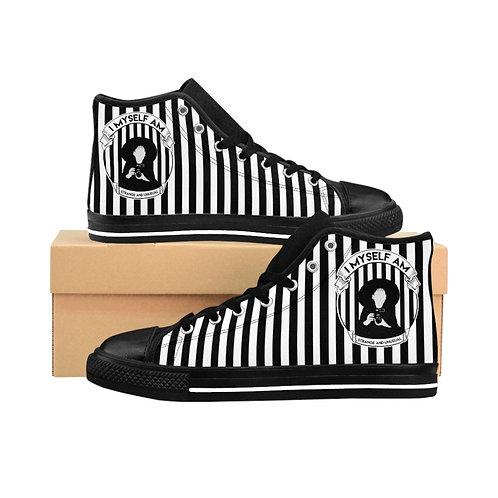 Men's Beetlejuice High Top Sneakers
