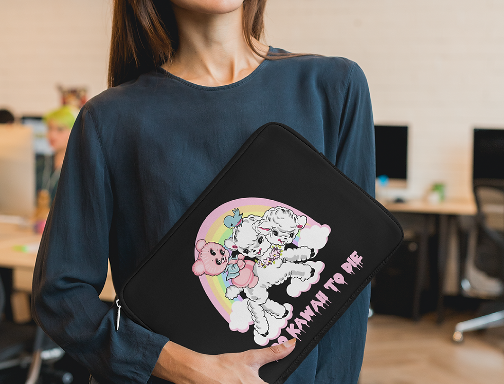 Yumi Kawaii Laptop Sleeve