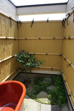 2-1-21号棟(琵琶湖) 露天風呂