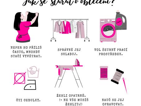 Jak se starat o oblečení?