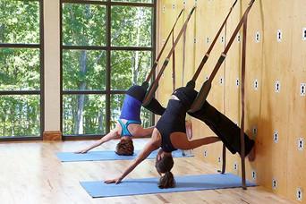 Yoga Wall