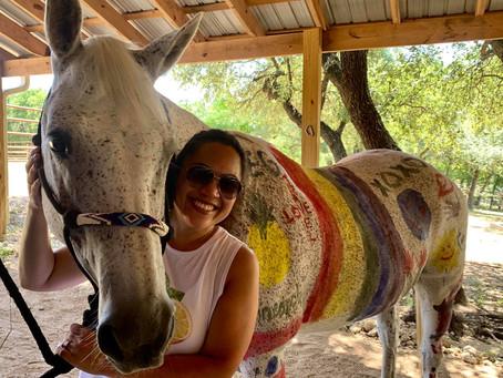 A Living Canvas: Horsing Around at Miraval Resorts