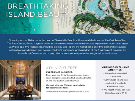 Elevate Your Caribbean Experience - 4th Night Free