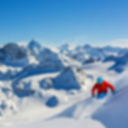 Winter Travel Adventure for Thrill Seekers. Skiing in Switzerlad