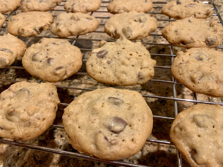 Quarantine Baking: We tried the Famous DoubleTree Chocolate Chip Cookie Recipe