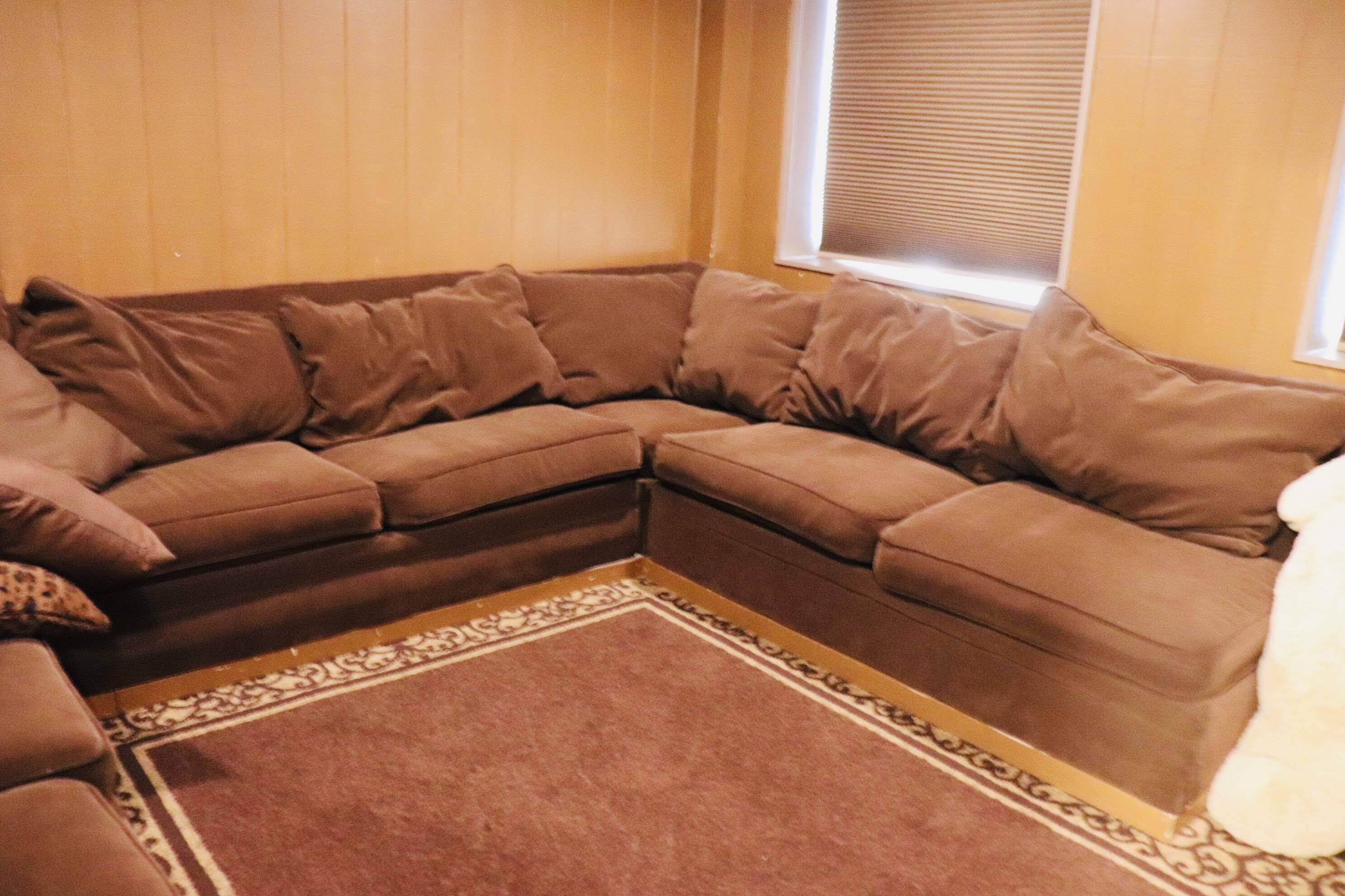 TV Room Couch
