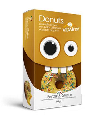 Donuts de Banana