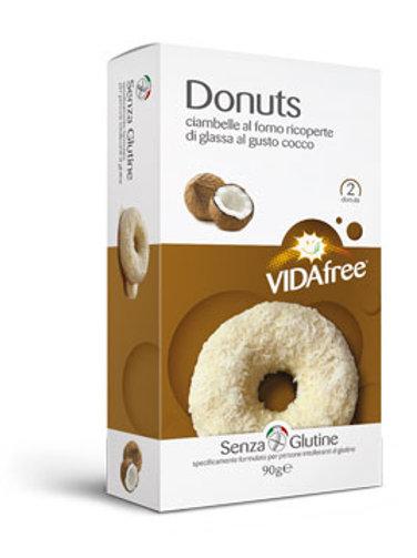 Donuts de Coco