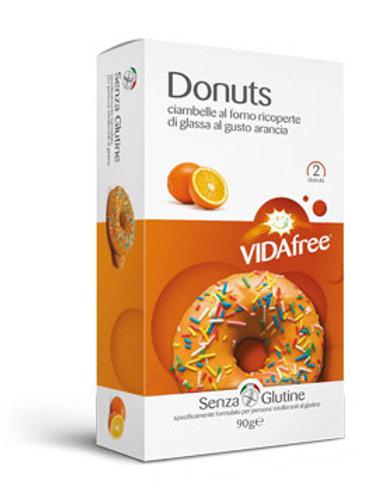 Donuts de Laranja