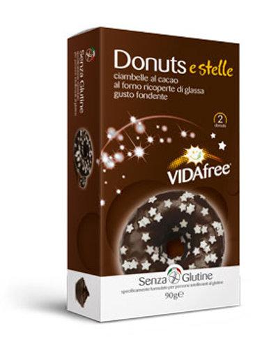 Donuts e Estrelas