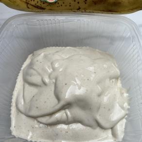 Gelado de banana