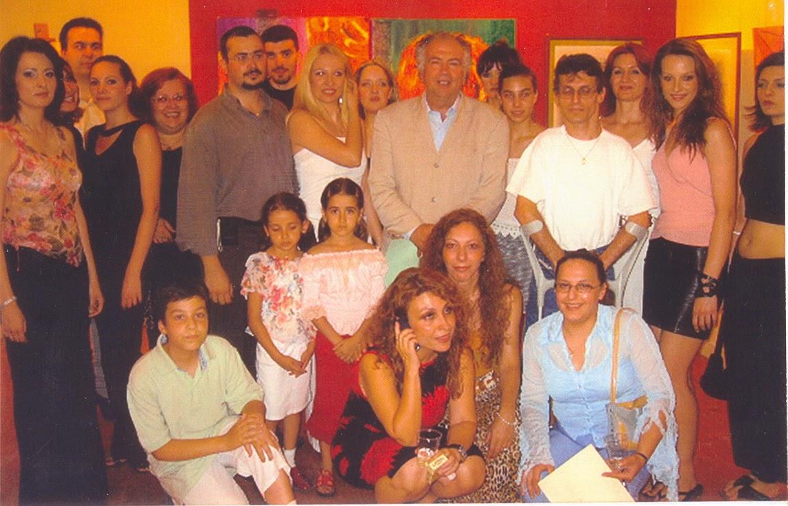 13ος Πνευματικός Μάιος 2003