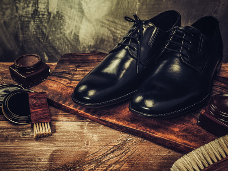 The Best Way to Clean Leather Shoes and Boots