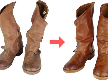 How to Clean Leather Shoes and Boots the Right Way