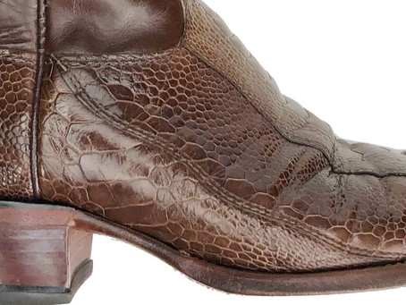 Converting Classic Western Boots Into Ropers