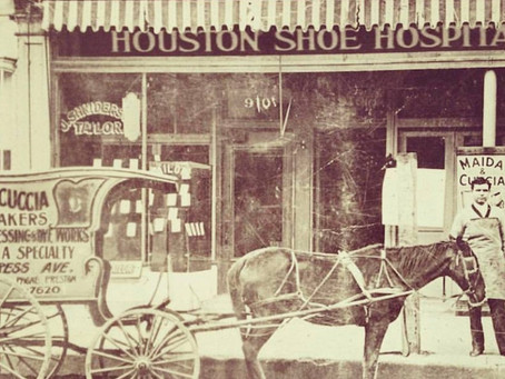 What Do The Cobblers at Cobblestone Shoe Hospital in Dallas/Fort Worth Do?