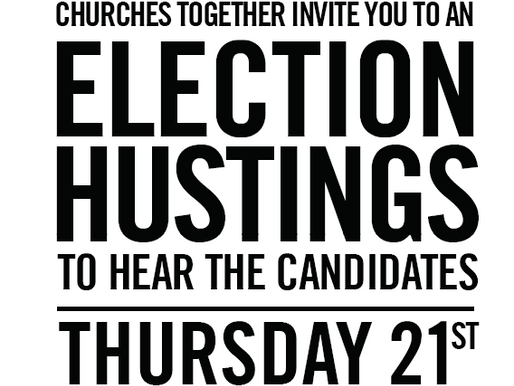 Churches Together Election Hustings
