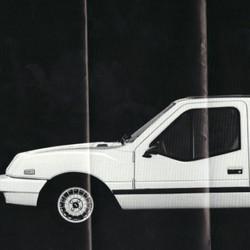 Unique Mobility Electrek Panel Van Promo photo