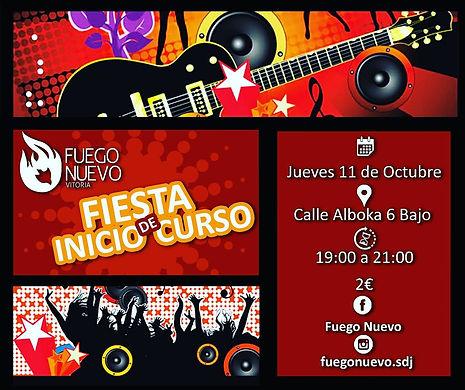 2018.10.11 - Fiesta Inicio Curso FGNV (1