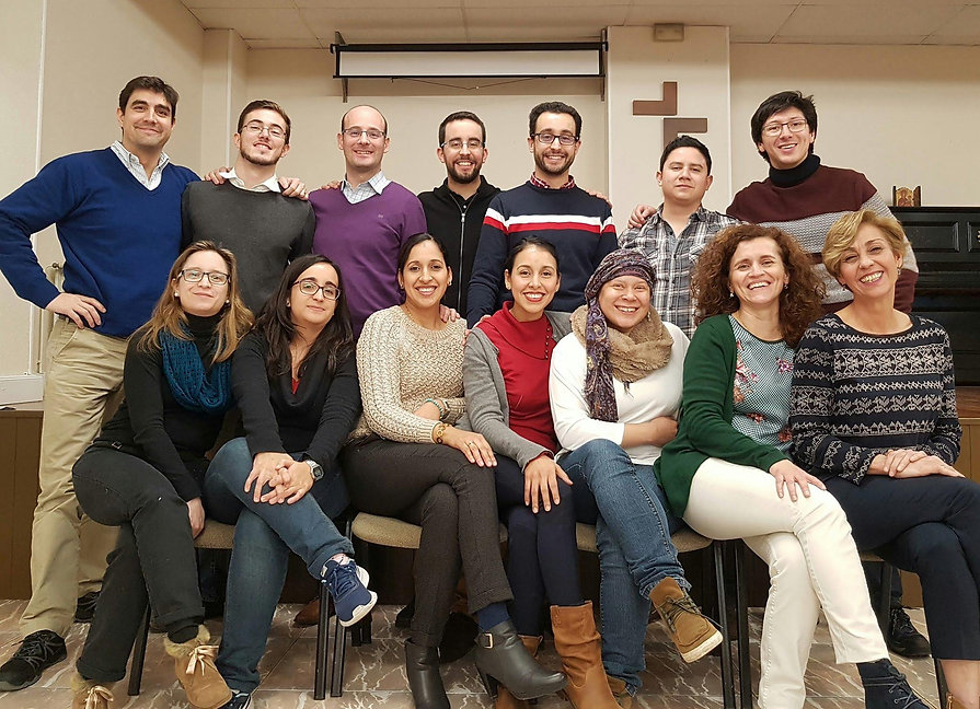2018.01.27 - Encuentro Líderes Kairos P.