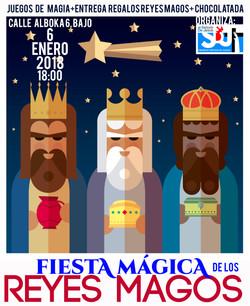 FIESTA DE LOS REYES MAGOS 2017 (INVITACI