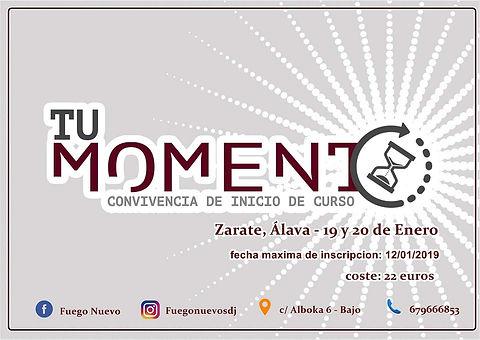 2018.01.19-20 - Convivencia TU MOMENTO .