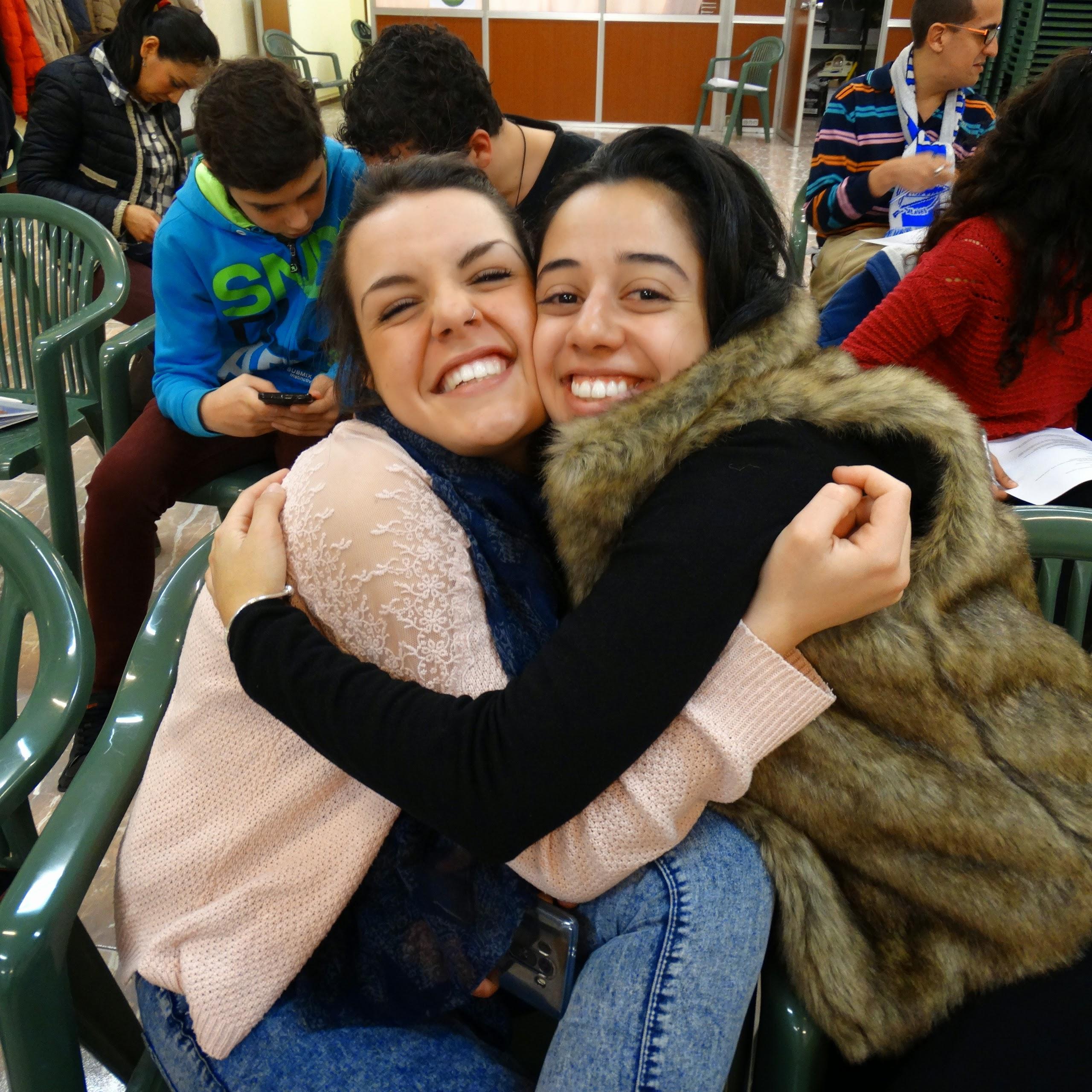 Picasa - Leire y Paula