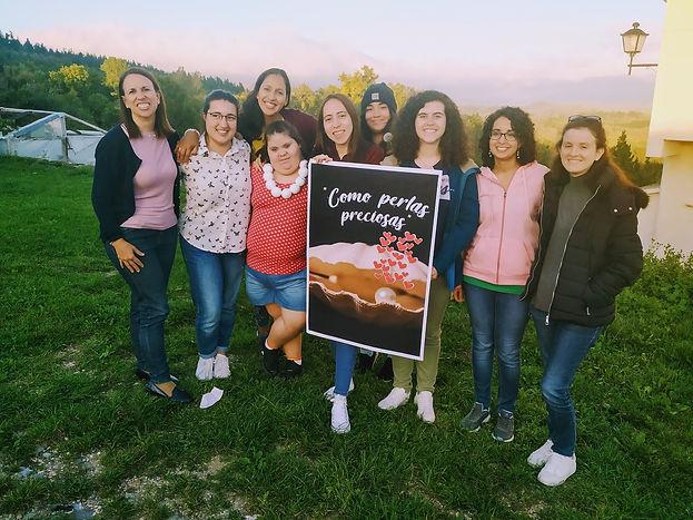 2019.10.4 y 5 - Encuentro FGNV de Chicas
