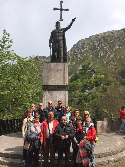 2017.05.2 y 3 - Viaje Covadonga Sector Hnos. Mayores (30)