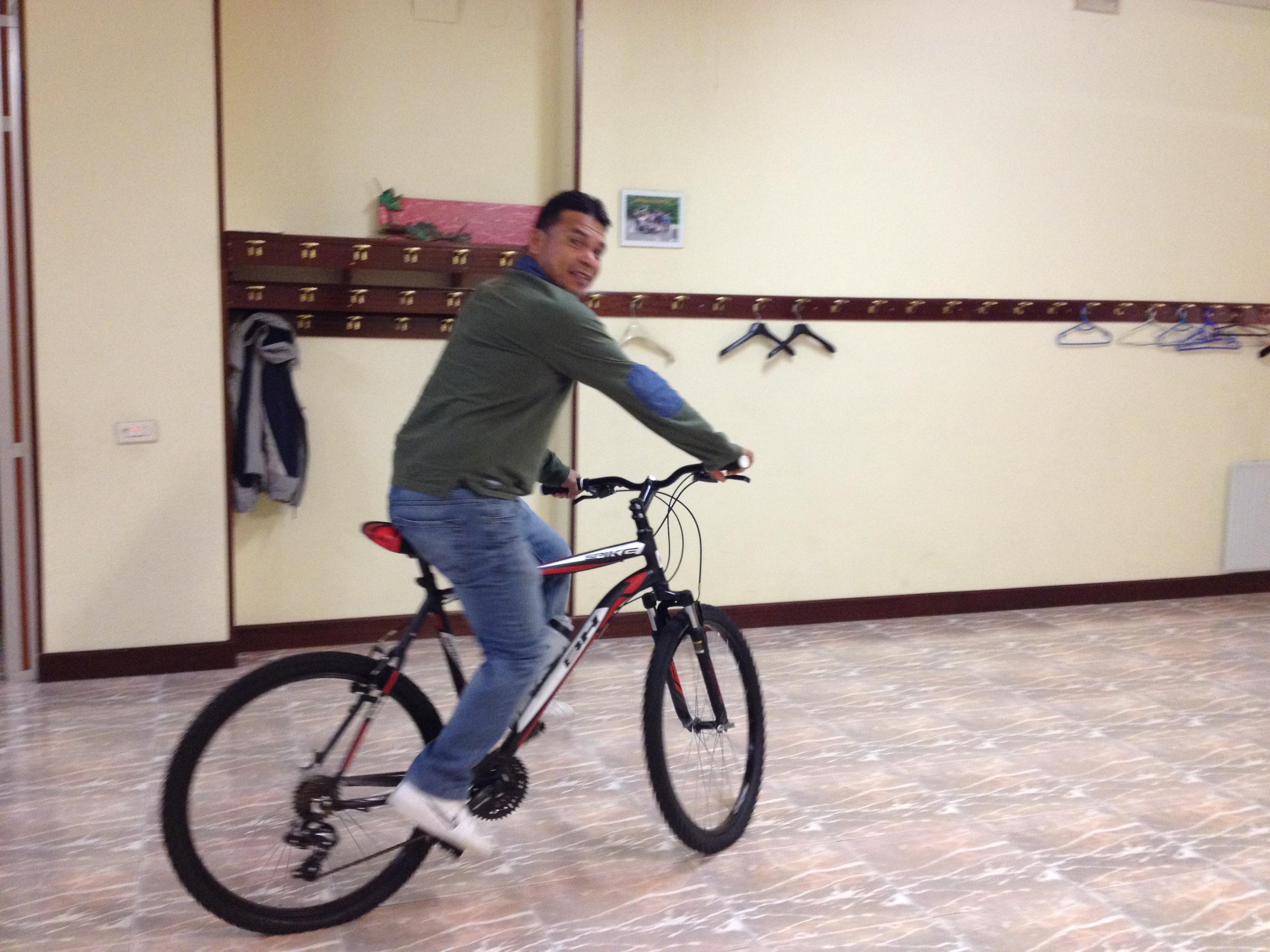 ¡Disfruta tu bici!