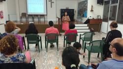 2017.06.28 - Charla Vocación a la Solteria de Breda Castillo dada a matrimonios jóvenes (1)