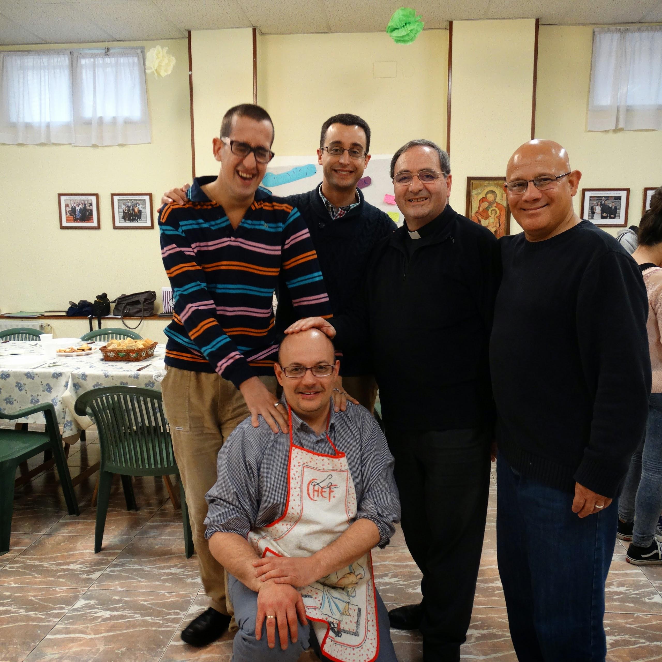 Picasa - Con el Padre Miguel Angel