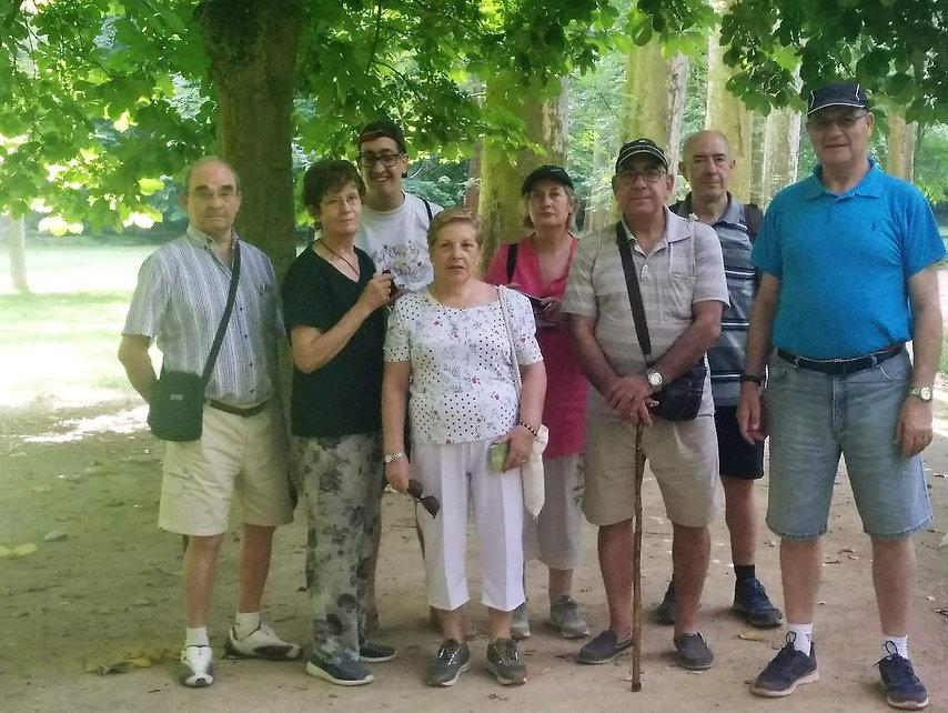 Excursión Celebracion Bodas a Zaragoza.