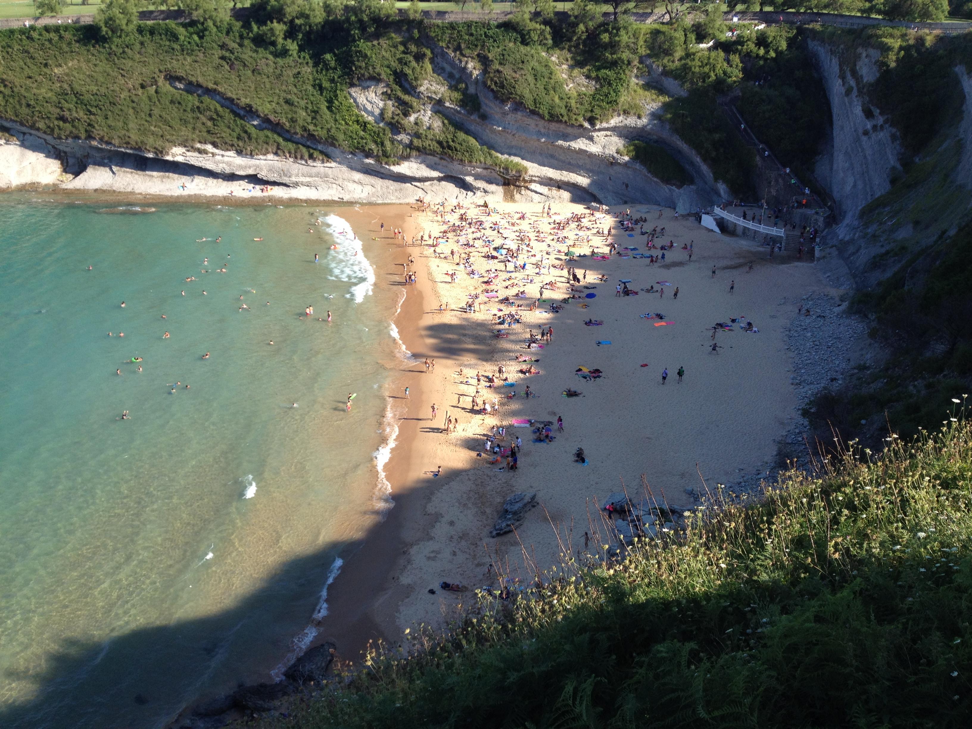 Playa Mataleños