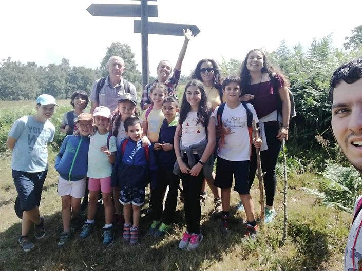 2019.07.07. al 13 - Campamento Niños P.I
